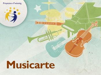 Prototipo de proyecto 'Musicarte'