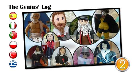 imagen proyecto Genius Log