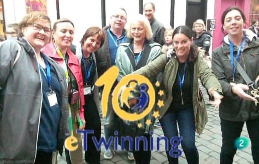 Especial  eTwinning en la 'Aventura del Saber' de TVE