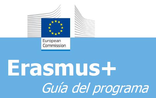 Imagen guía del programa Erasmus +
