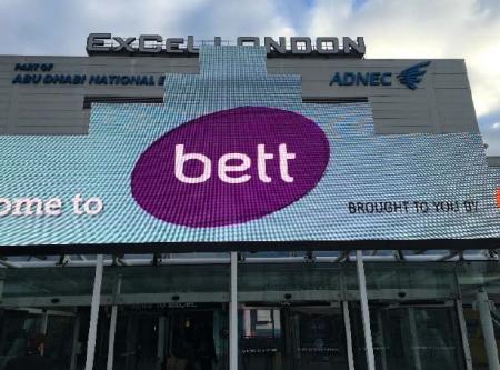 Imagen exterior BETT 2016
