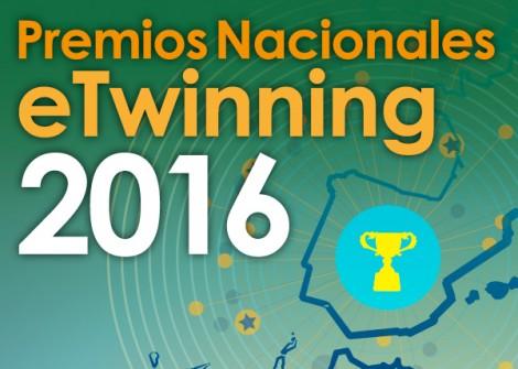 Ceremonia de entrega de premios nacionales 2016