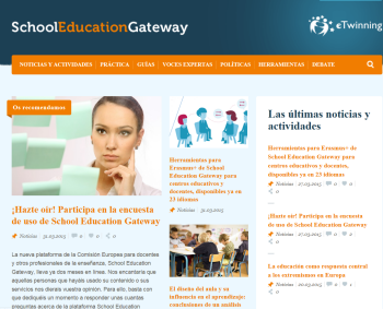 33 000 usuarios registrados en School Education Gateway