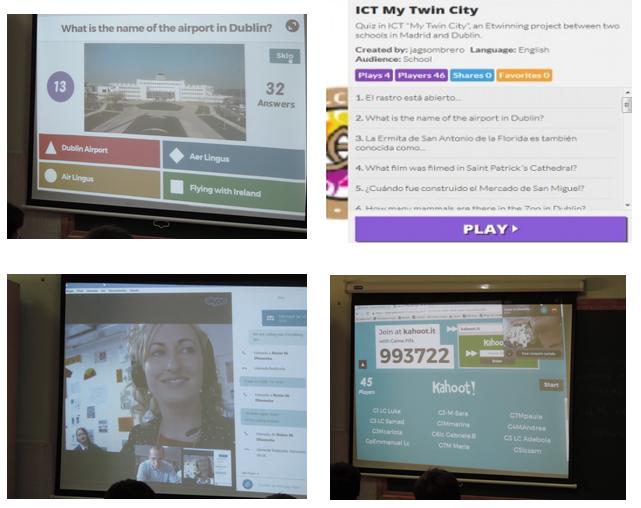 actividad videoconferencia con herramienta Kahoot