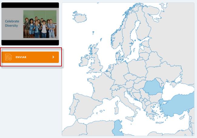 mapa interactivo campaña Celebrar la diversidad