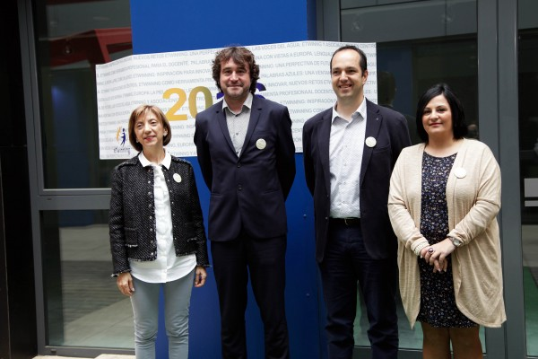 Representantes de Instituciones apoyan jornada etwinning en Aldaia
