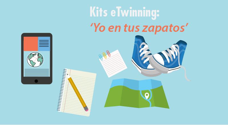 Kit eTwinning: 'Yo en tus zapatos'