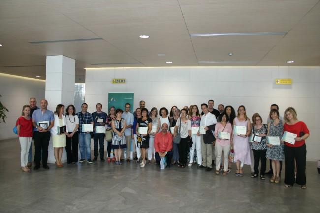 Ceremonia de entrega de los Premios Nacionales eTwinning 2016