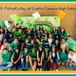 St. Patrick celebration