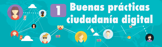 Ciudadanía digital: Proyectos 'Healthy Booky' 'Are you ready to live in the 21st century?'