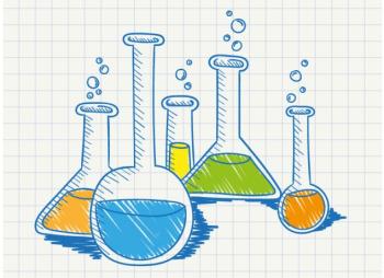Tubos ensayo química
