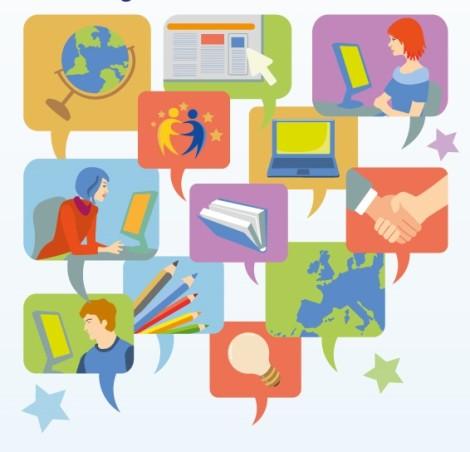 Los espacios de trabajo en eTwinning