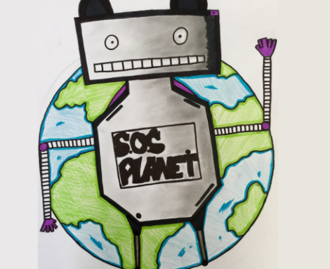 SOS Planet. Robotics project