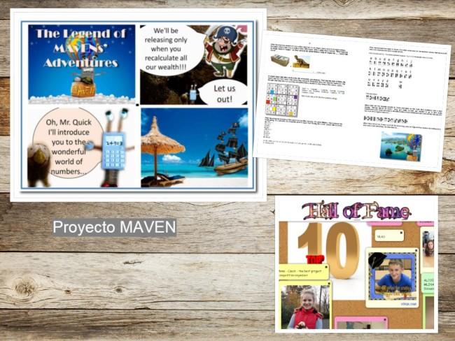 Proyecto MAVEN difusión
