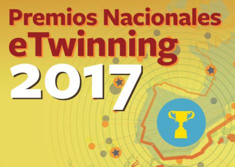 Listado definitivo de Premios Nacionales eTwinning 2017