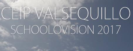 CEIP Valsequillo: ganador de Schoolovision 2017