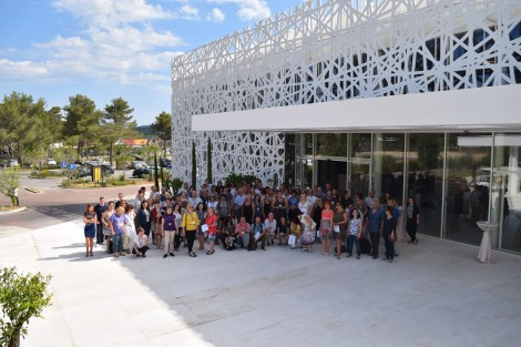 Seminario de contacto: eTwinning and outdoor learning. Sibenik, Croacia