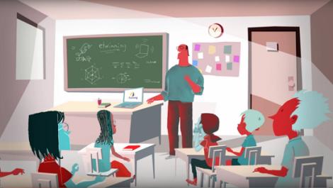 Proyectos de innovación educativa con eTwinning en la Comunidad de Madrid-Glasgow