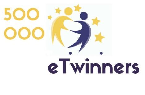 ¡500.000 etwinners en toda Europa!