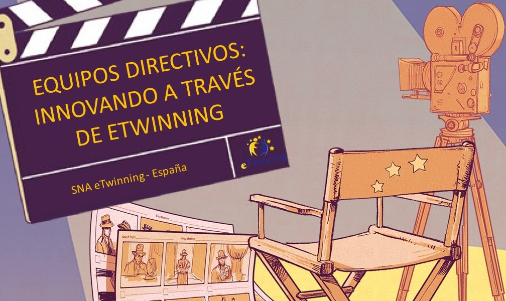 Grupo eTwinning para equipos directivos