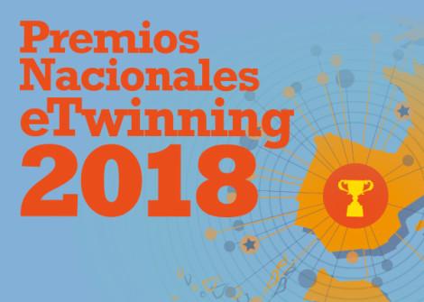 Listado provisional de Premios Nacionales eTwinning 2018
