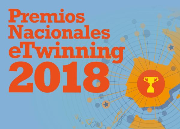 Premios Nacionales eTwinning 2018