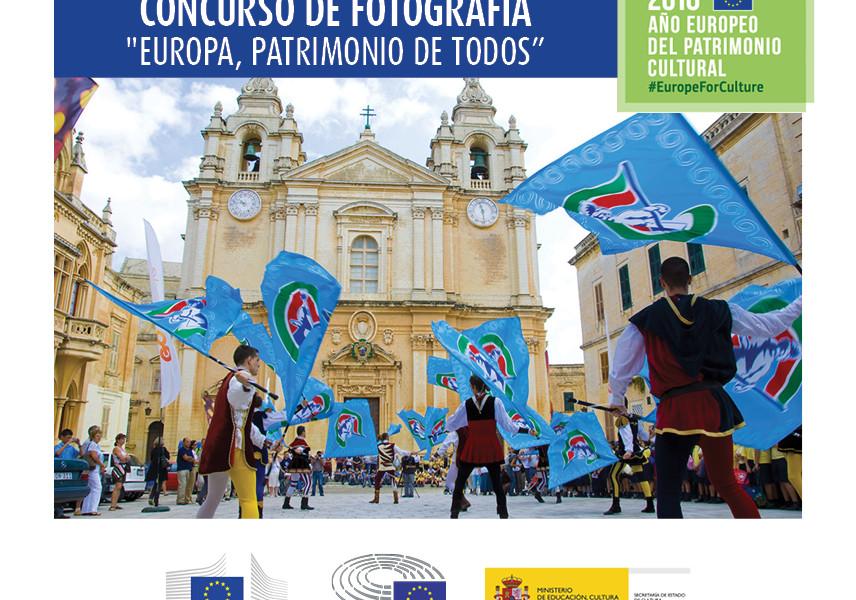 Arranca el Año Europeo del Patrimonio Cultural con un concurso de fotografía