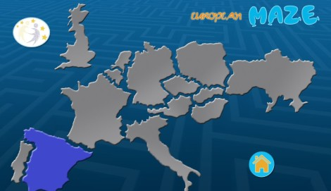 "Premio Nacional eTwinning 2017 ""European Maze"""