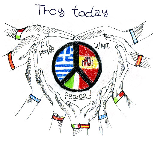 """Troy Today"", del aula al teatro"