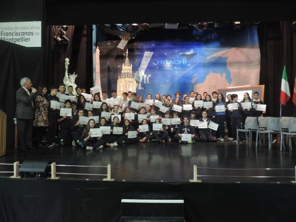 Visita al CC Colegio Montpellier