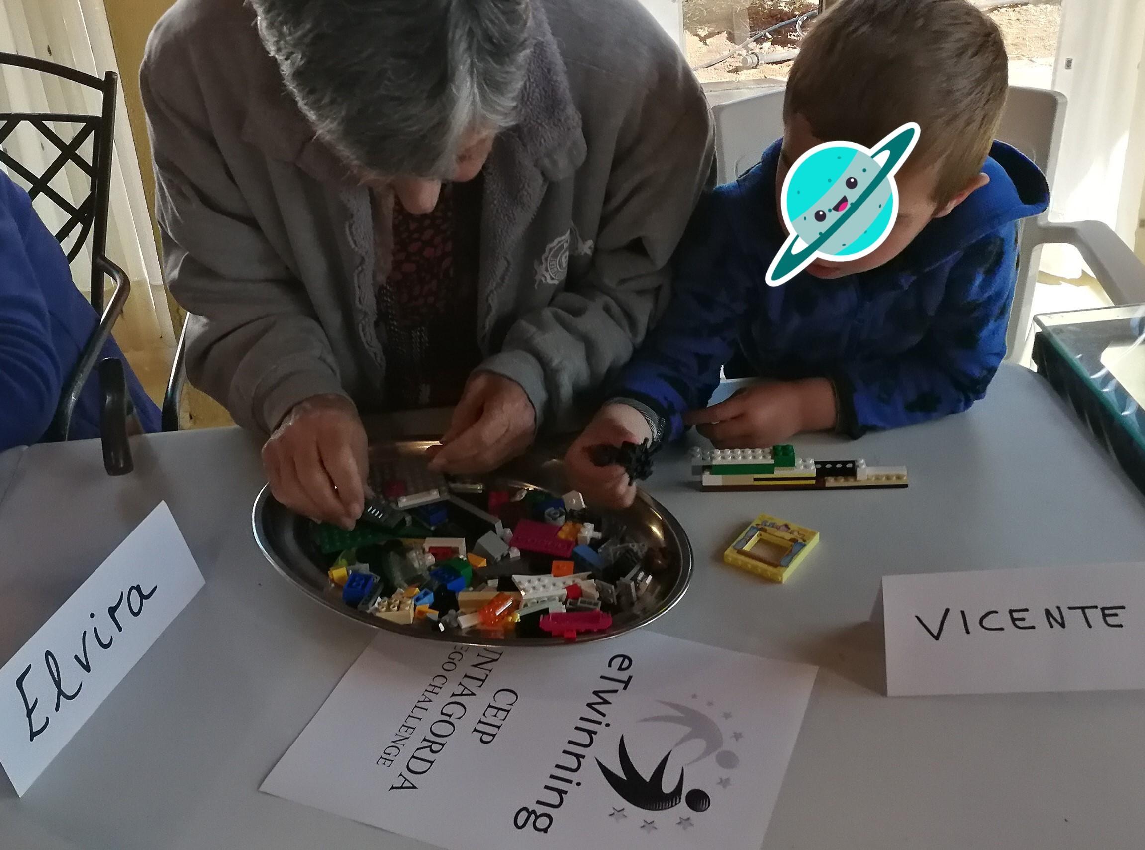 "Proyecto ""Lego Challenges"""