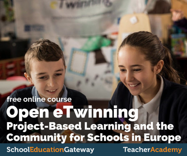 MOOC Open eTwinning. Lanzamiento europeo 2018