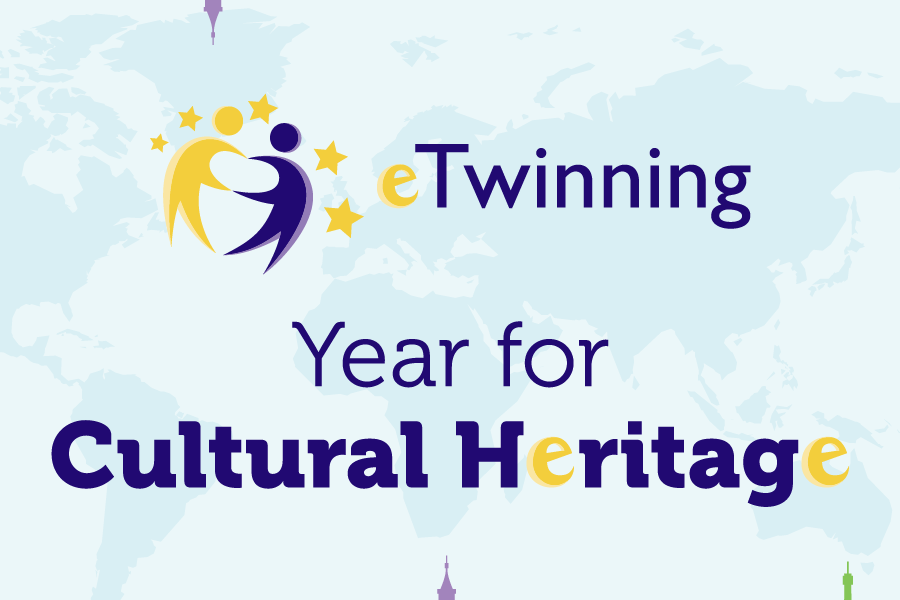 eTwinning weeks: proyectos sobre patrimonio cultural