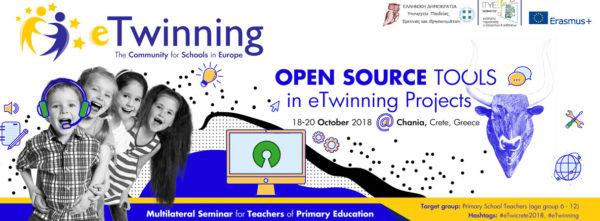 Seminario de contacto eTwinning en Creta