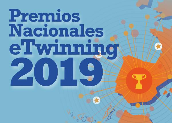 Ceremonia de entrega de los Premios Nacionales eTwinning 2019