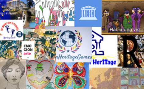 Buenas prácticas. Patrimonio cultural en los proyectos eTwinning