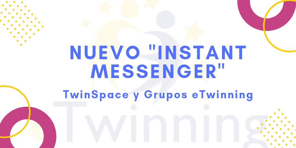"""Conoce el nuevo """"Instant Messenger"""""""