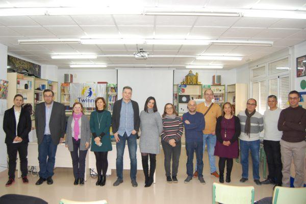 II Día eTwinning en IES Felipe II de Mazarrón