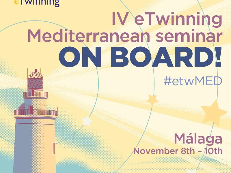IV Seminario Mediterráneo ON BOARD!