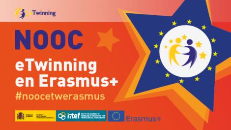 Comienza el NOOC eTwinning en Erasmus+ (2º edición)