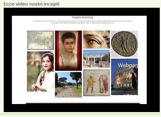 Familia Europaea: un proyecto eTwinning de latín ¡…en latín!