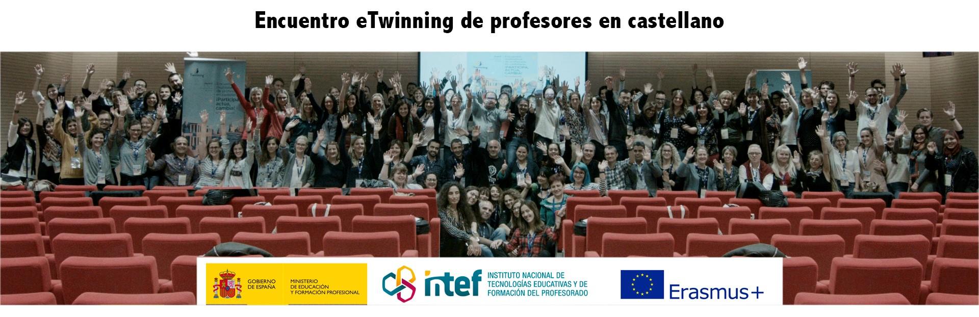 """Encuentro multilateral de profesores en castellano """"Participa, actúa, cambia"""""""