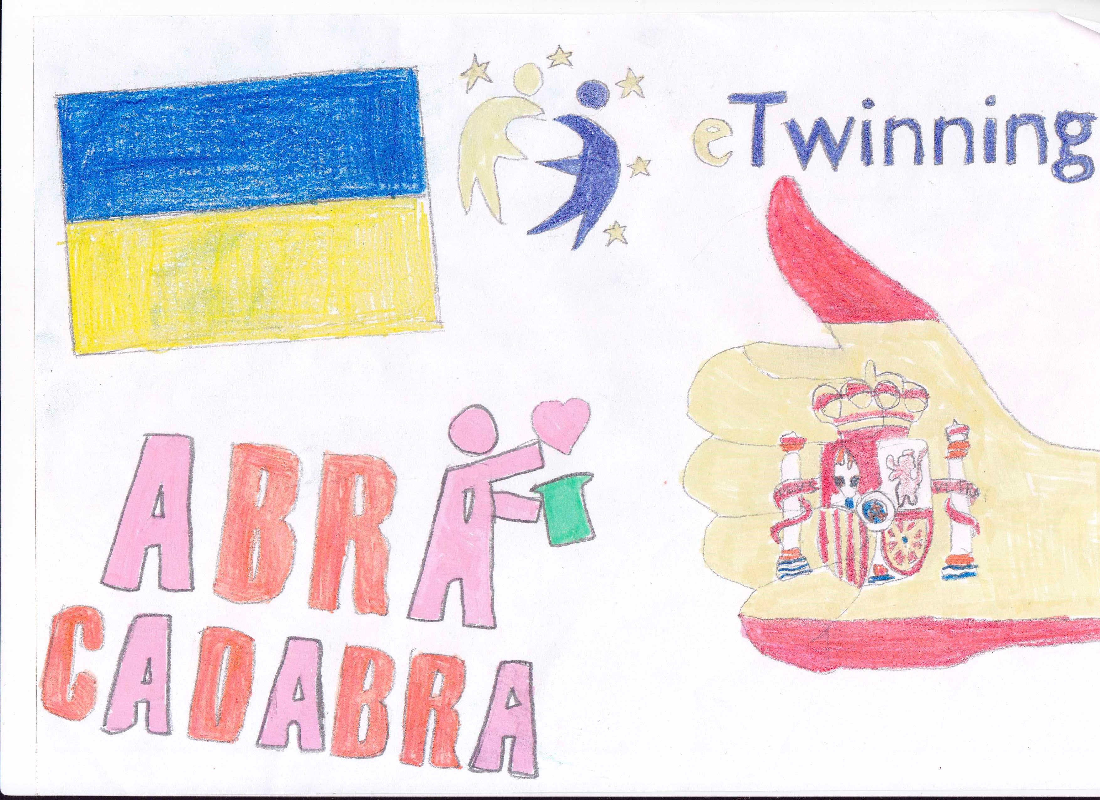 Proyecto eTwinning: Abracadabra