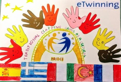 "Premio Nacional eTwinning 2019: ""Traditional clapping games as a cultural bridge"""