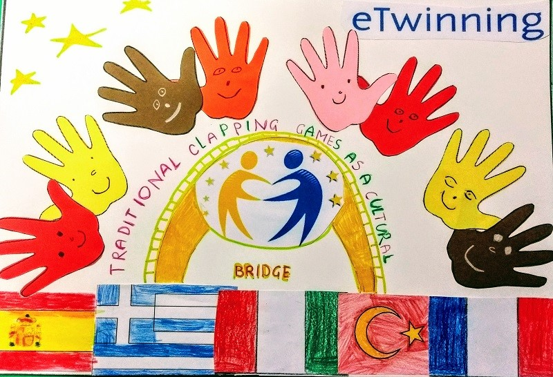 "2019 eTwinning Sari Nazionala: ""Traditional clapping games as a cultural bridge"""