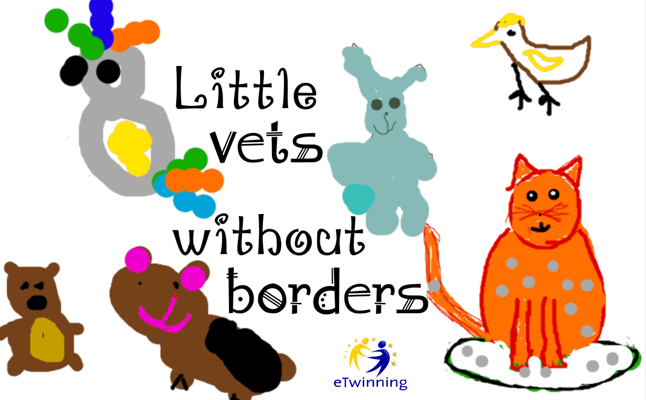 "2019ko eTwinning Sari Nazionala: ""Little Vets without borders"""