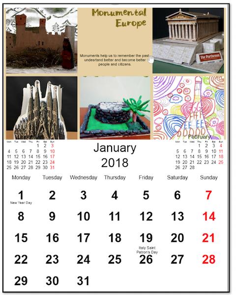 Impacto Training Calendario.Latest Featured Articles Etwinning