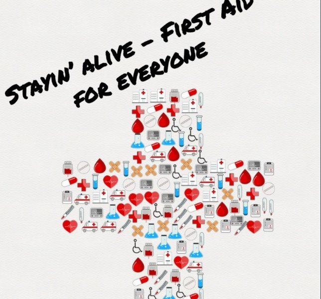 "2019ko eTwinning Sari Nazionala: ""Staying´alive-First Aid for Everyone"