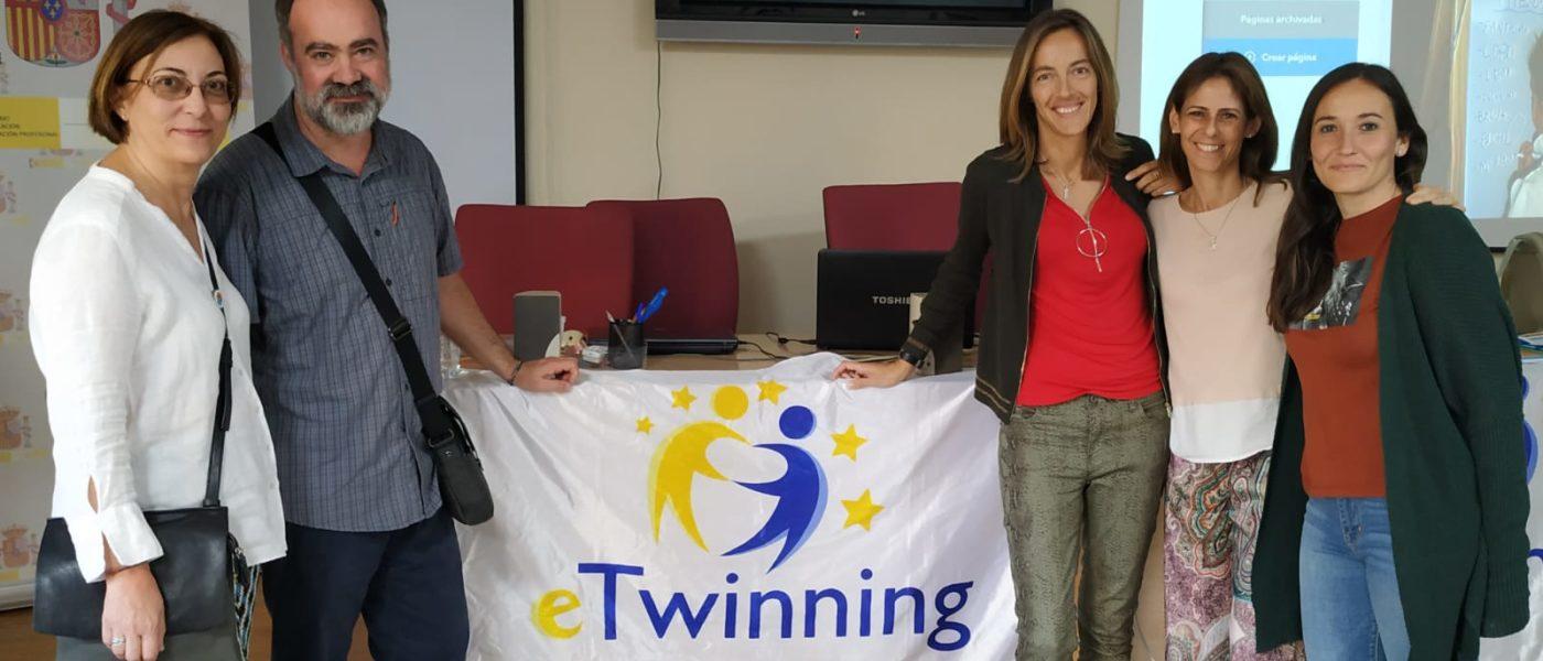 eTwinning: acercando aulas en Ceuta