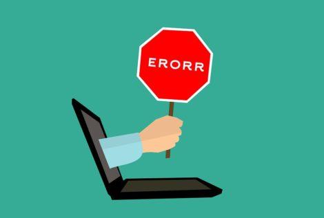 Errores frecuentes en el desarrollo de un proyecto eTwinning